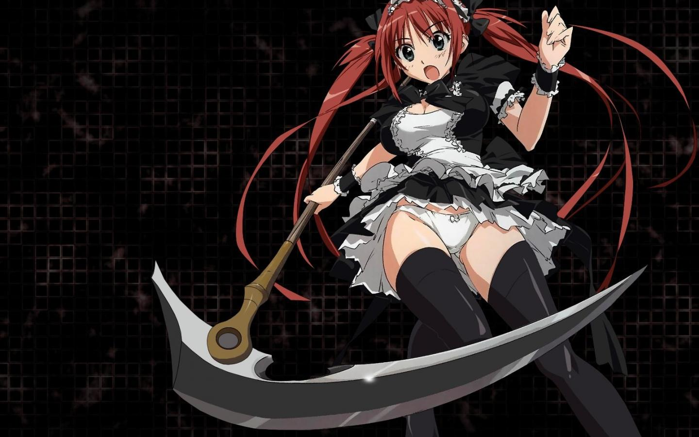 airi queens blade maids best widescreen background awesome HQ Wide 16 1440x900