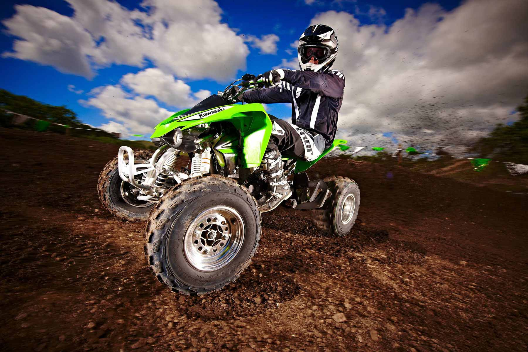 PUBLICISTER   KAWASAKI ATV and QUAD backgrounds 1800x1200