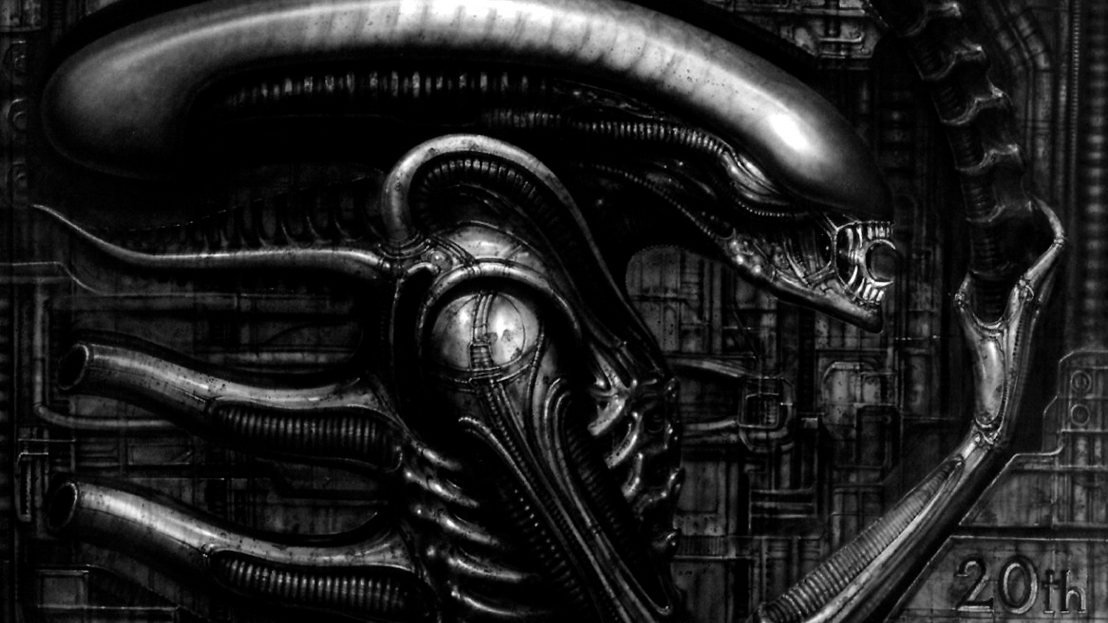 Alien desktop wallpaper wallpapersafari - Alien desktop ...