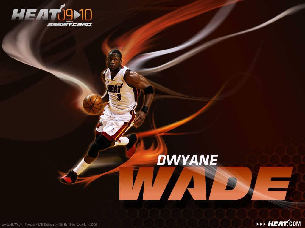 Miami Heat season Dwyane Wade smokin Wallpaper   Miami Heat Wallpaper 1024x768