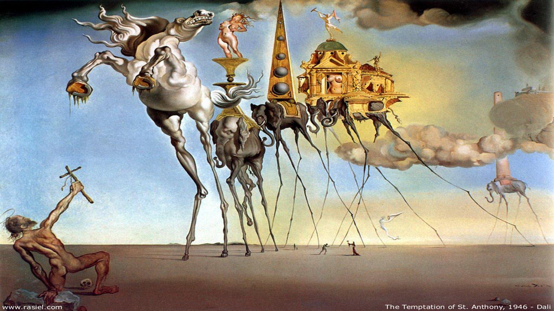 Salvador Dali Wallpapers 1920x1080 - WallpaperSafari