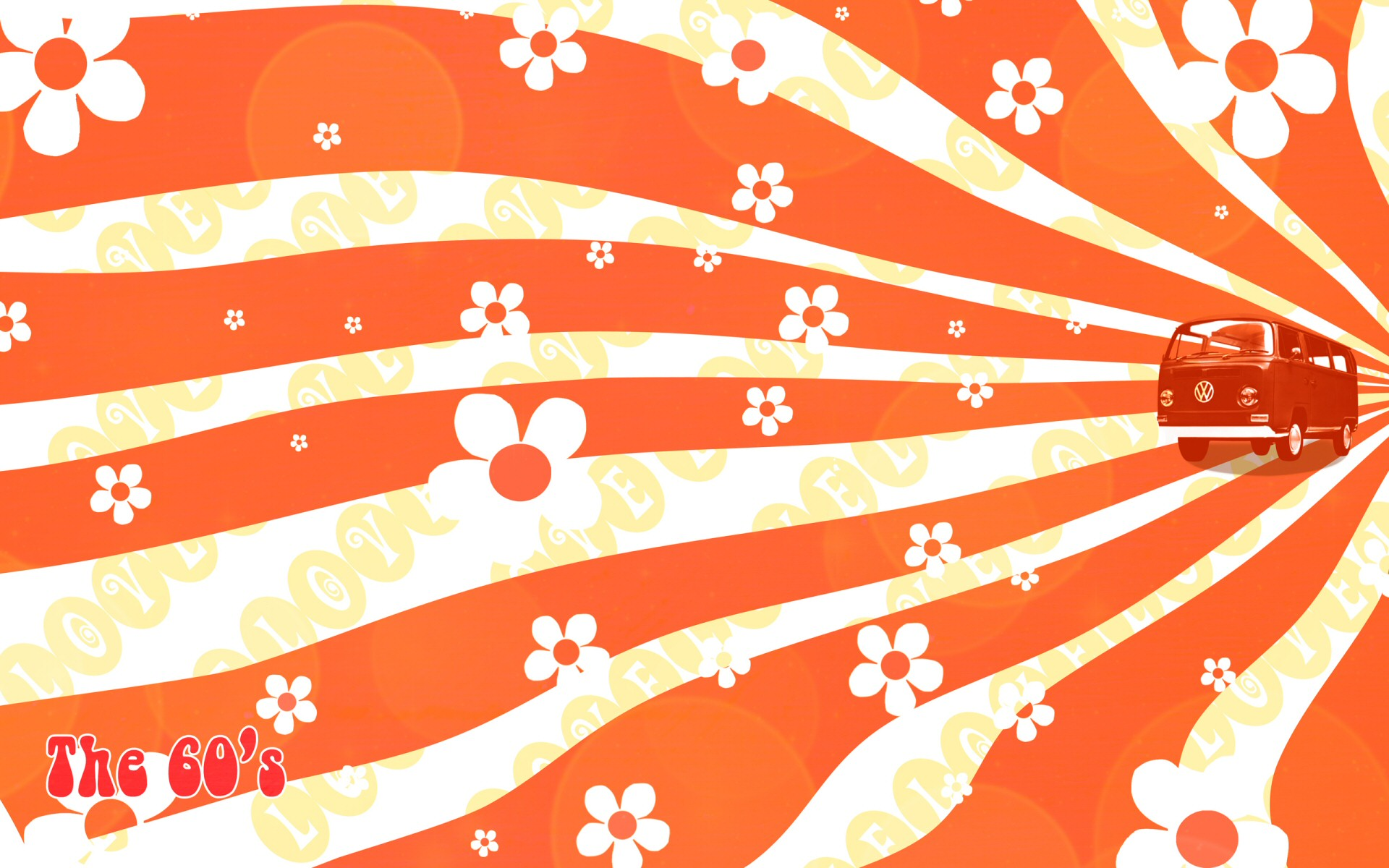 peace frogs groovy amp retro 60s wallpapers amp screensavers - HD 1920×1200