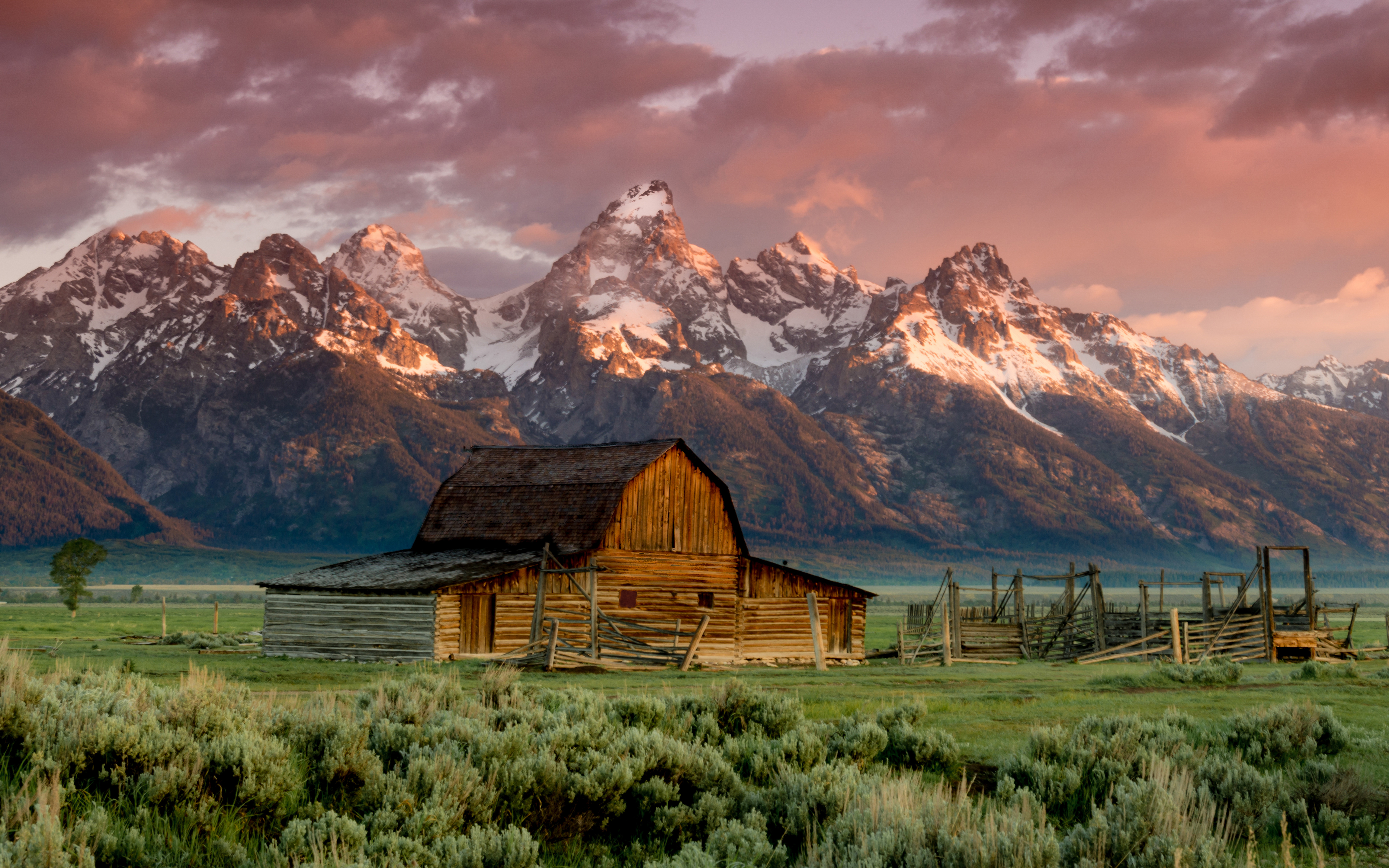 25 Grand Teton National Park HD Wallpapers Background Images 4600x2875