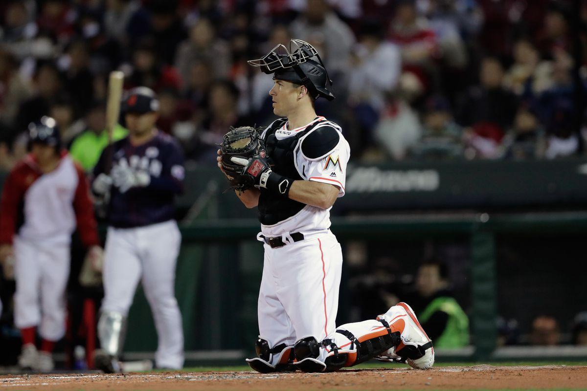 MLB Trade Rumors and News The JT Realmuto saga continuesfor 1200x800