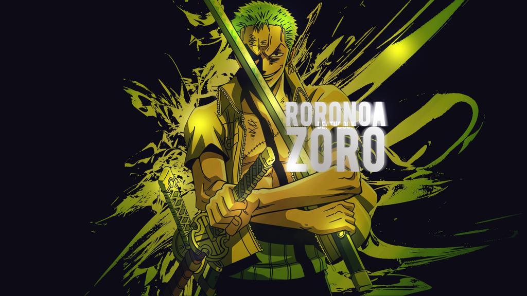 Free Download Roronoa Zoro Wallpaper 2 By Deathb00k