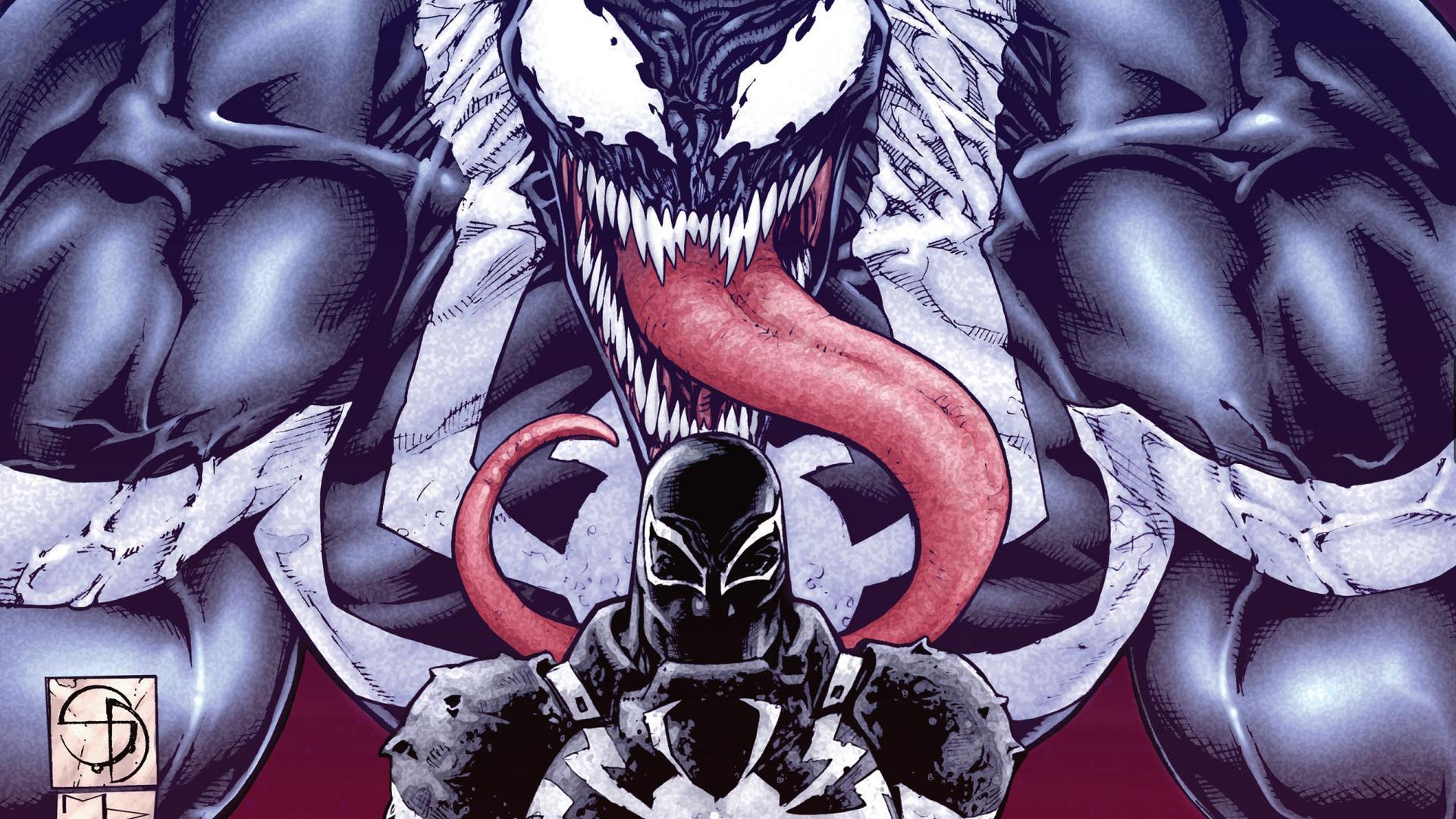 Agent Venom Wallpaper Comics   venom wallpapers and 1920x1080