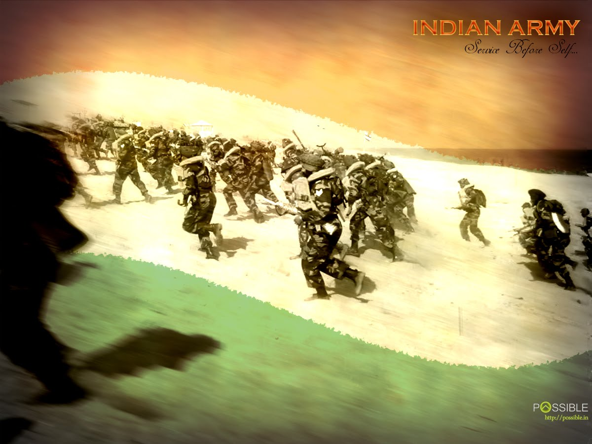 Free Download Indian Army 1200x900 For Your Desktop