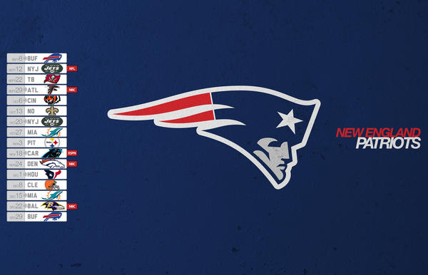 New England Patriots 2013 Schedule Desktop Wallpaper Photo - Foter