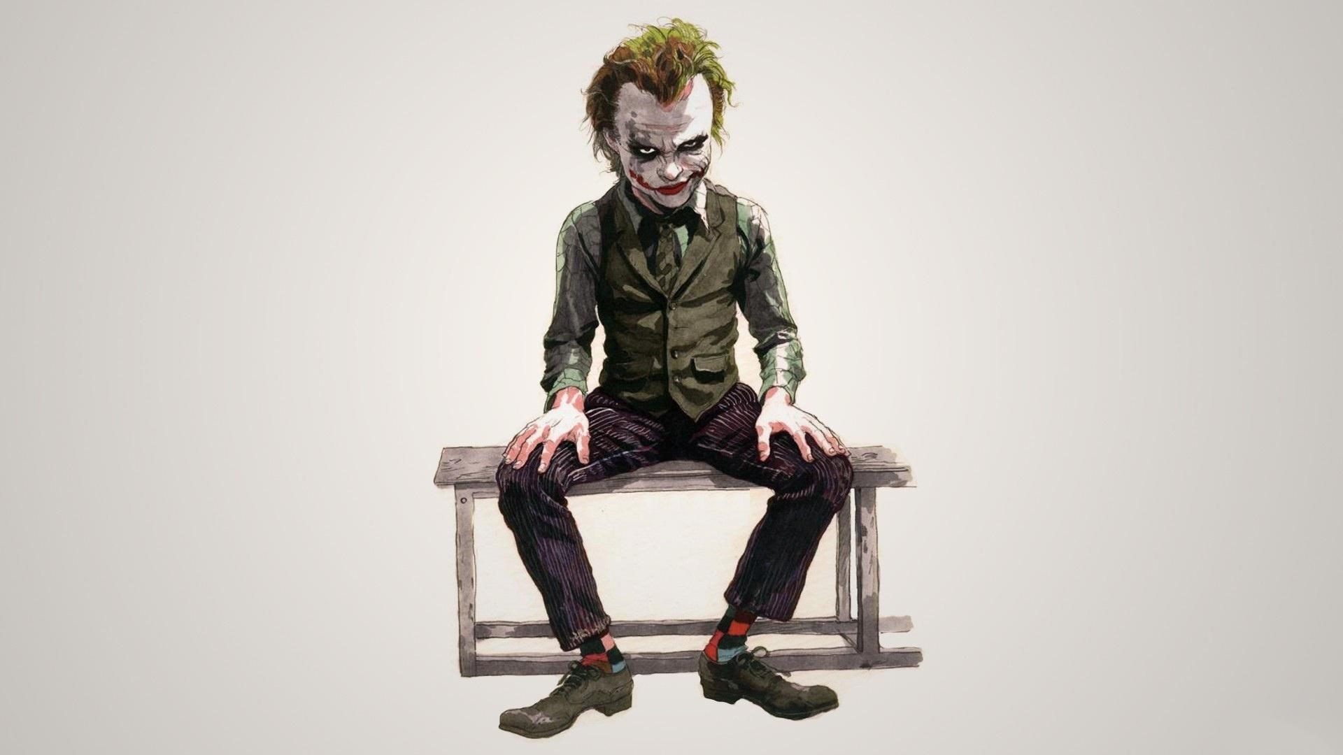 Hd wallpaper evil - Evil Joker Hd Wallpaper 1920 1080 24138 Hd Wallpaper Res 1920x1080