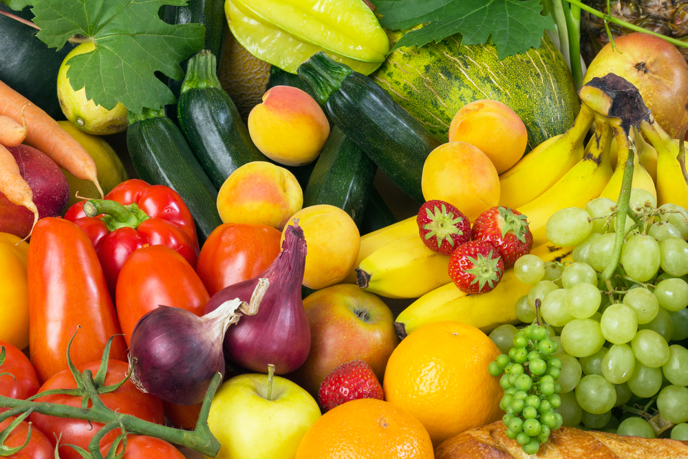 Fruits and Vegetables Wallpapers Desktop Wallpaper Backgrounds 1000x667