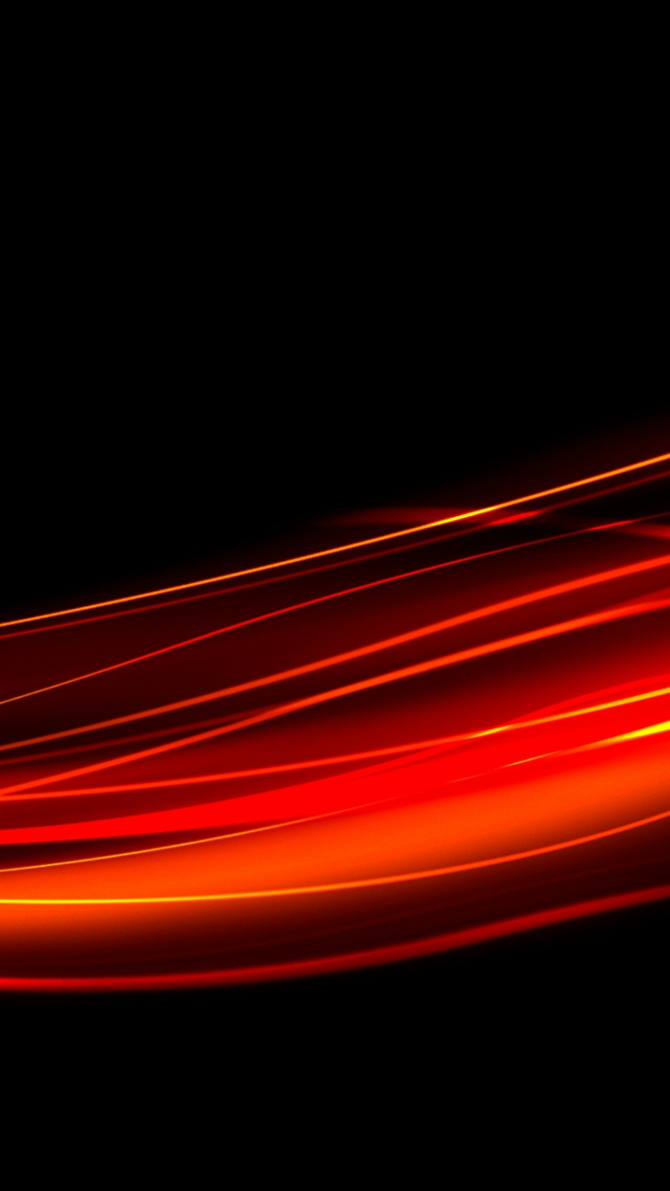Abstract Orange Black Android wallpaper   Android HD wallpapers 750x1334