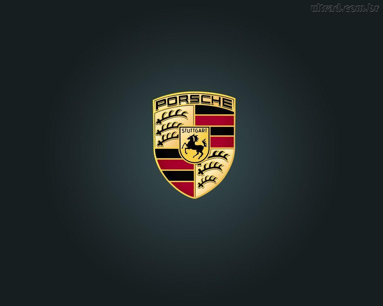 Porsche Logo Wallpapers 1280x1024