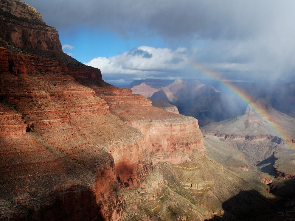 Grand Canyon Wallpaper National Geographic Photo of the Day 990x742