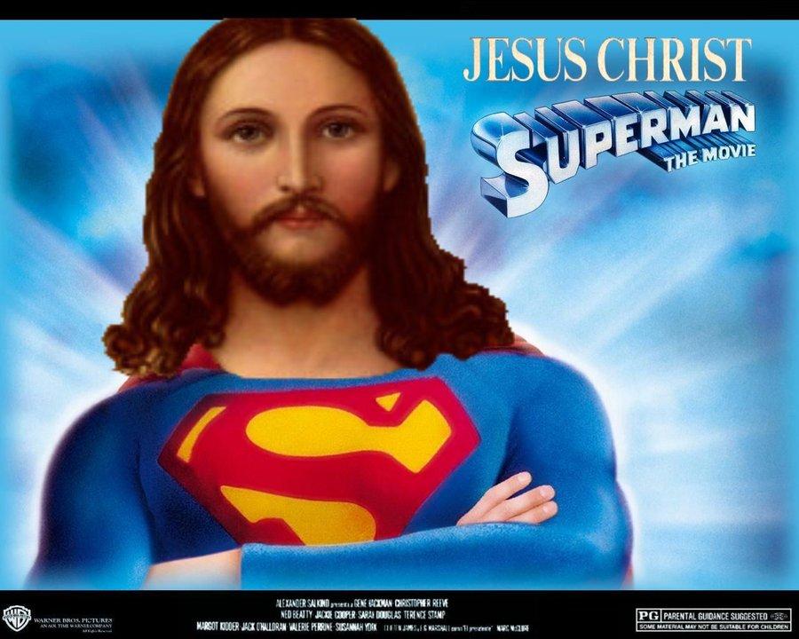 superman vs christ essay