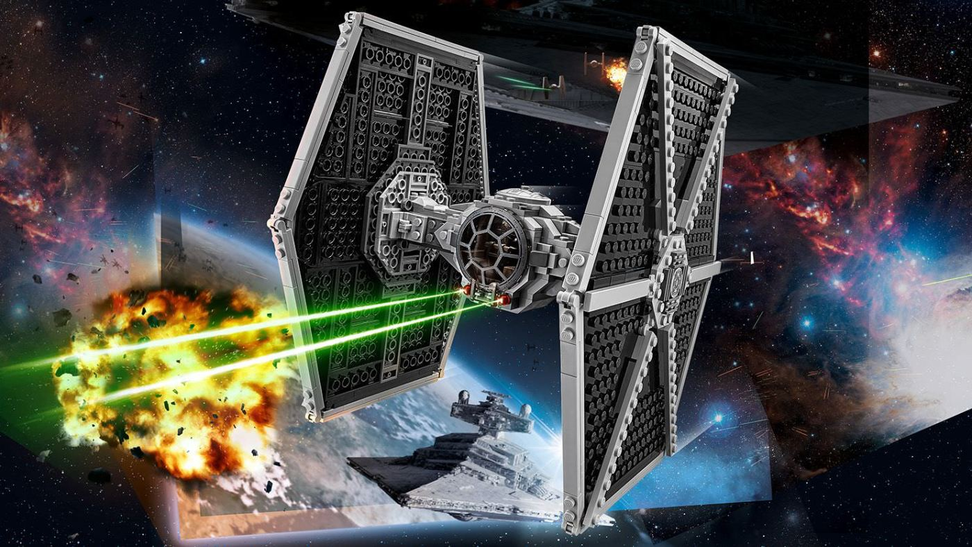 75211 Imperial TIE Fighter Review VaderFan2187s Blog 1400x788