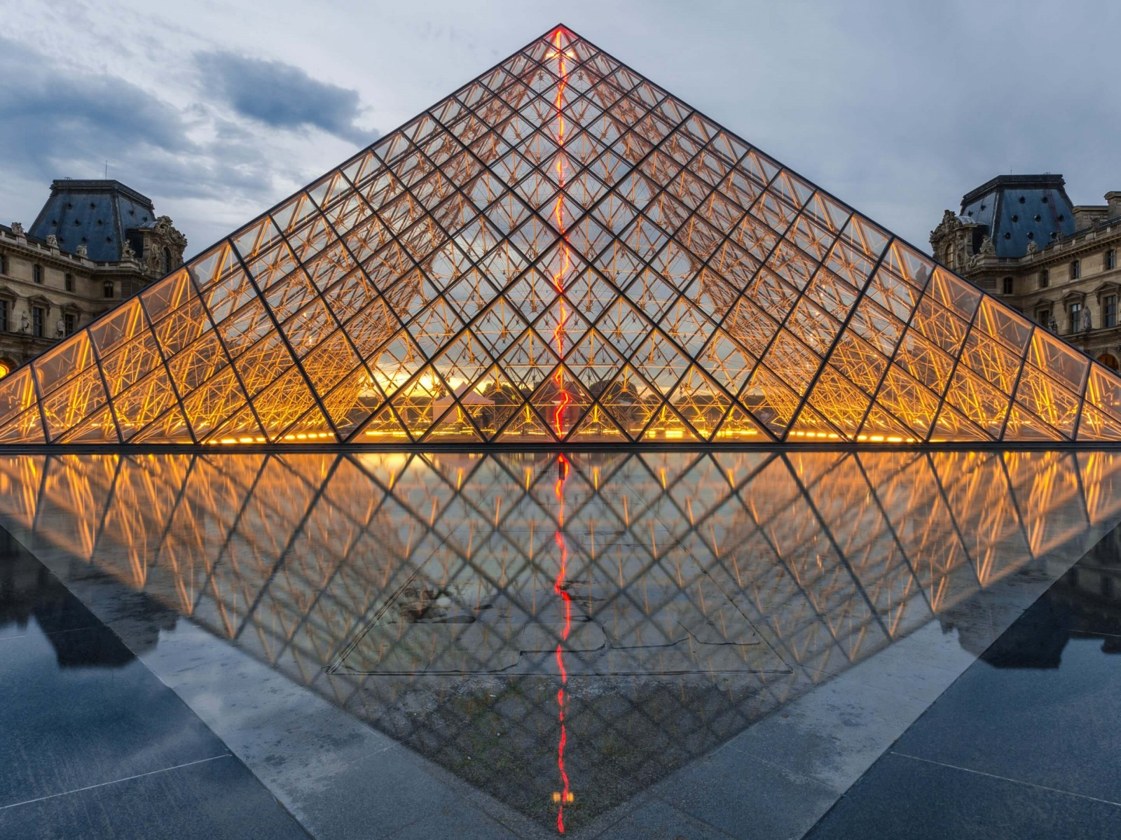 The Louvre HD wallpaper for 1600 x 1200   HDwallpapersnet 1600x1200