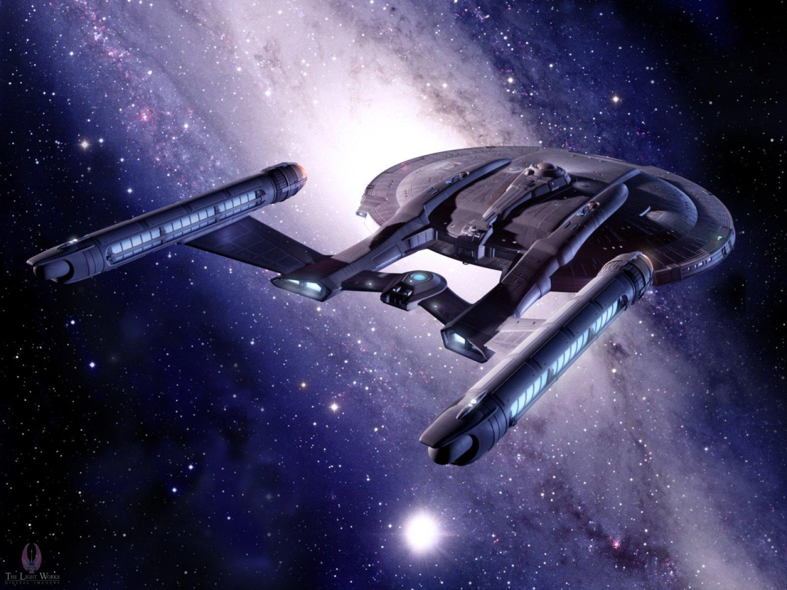 Enterprise NX01 Starship Background wallpaper 1600x1200