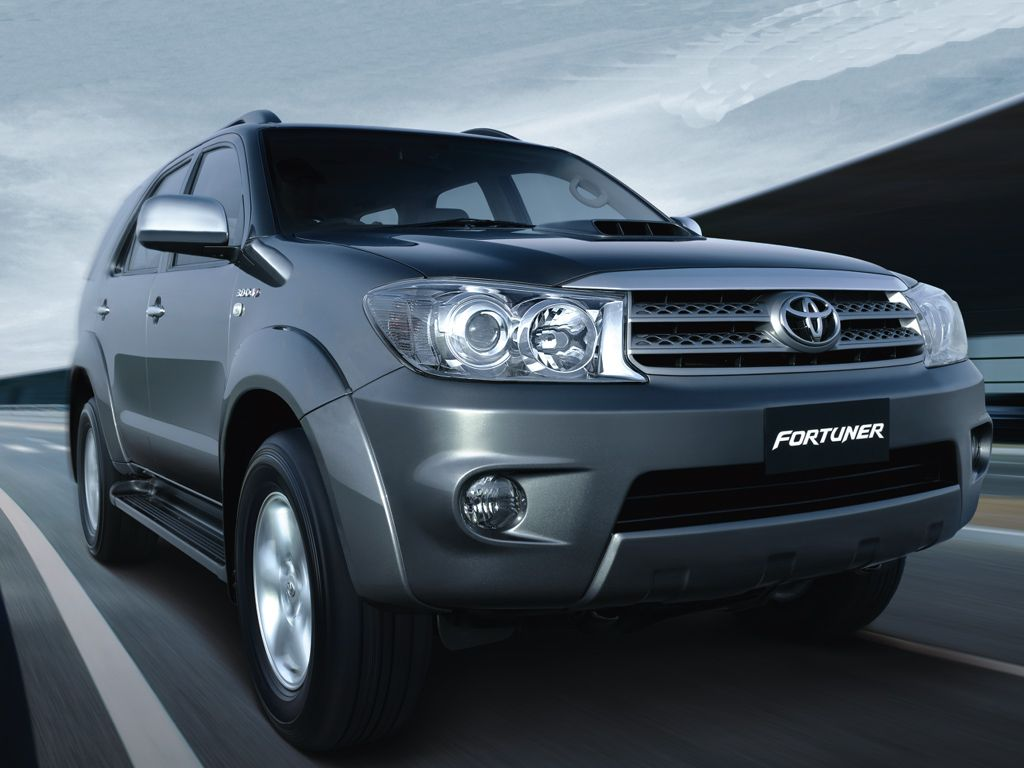 photos of Toyota Fortuner HD Car Wallpaper Car wallpapers 1024x768