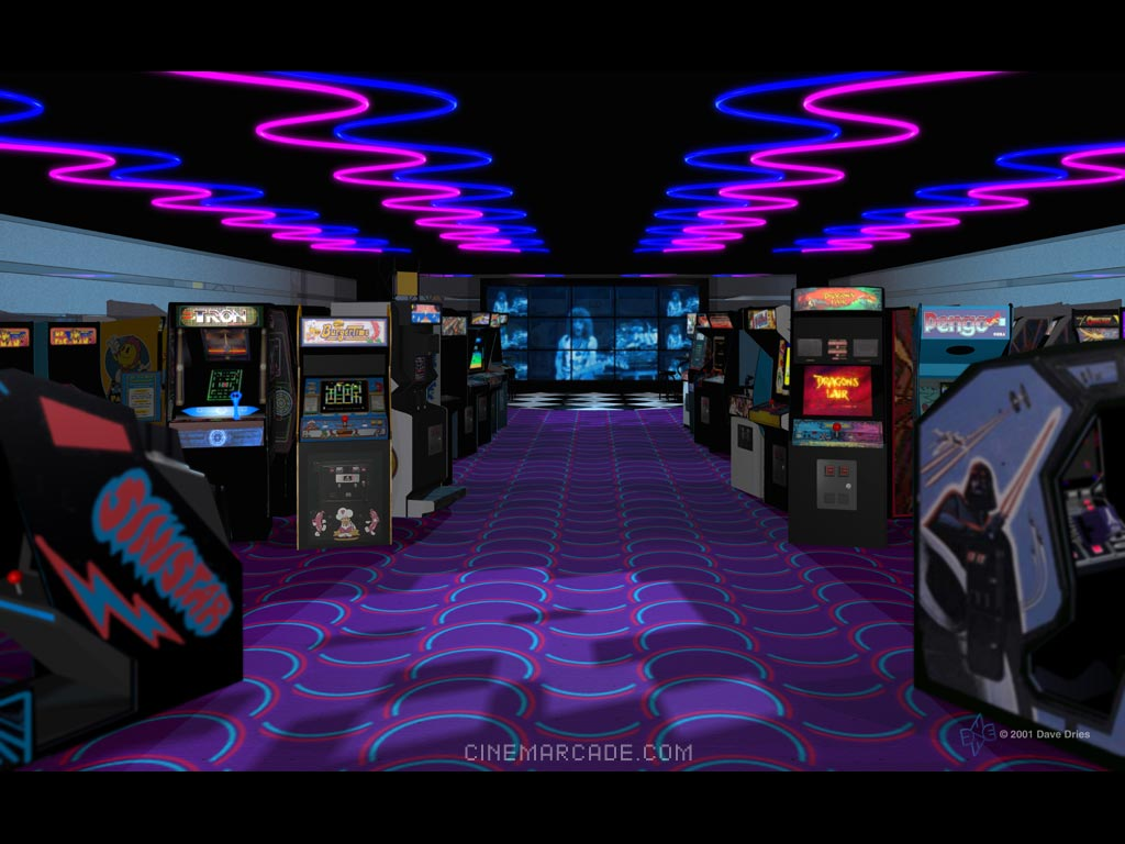 Retro Gamer forum View topic   Wallpaper for a games room 1024x768