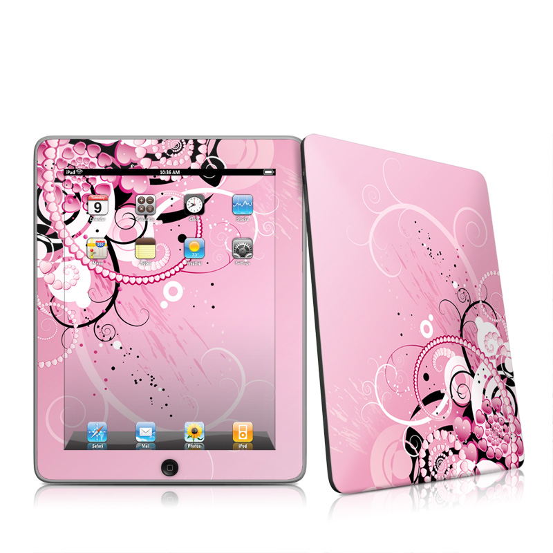 iPad iPad 2010 1st Gen Her Abstraction Apple iPad 1st Gen Skin 800x800