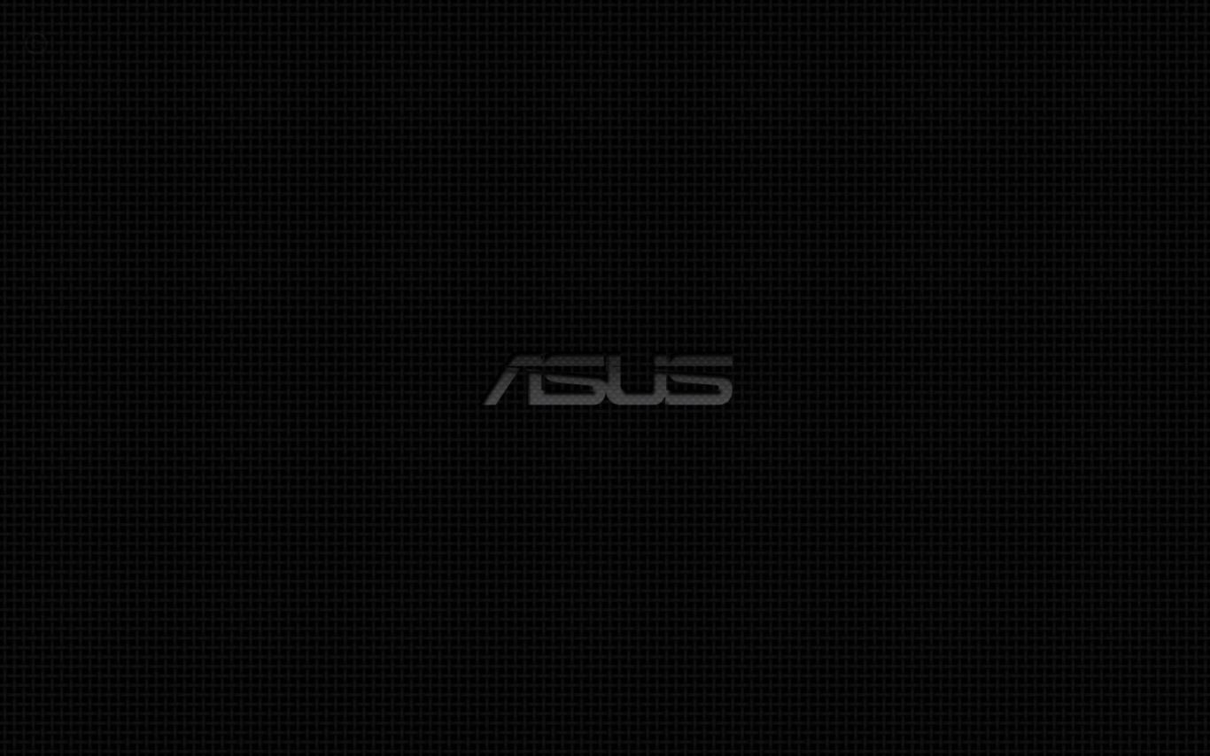 Black Asus Wallpaper 1366x768 Wallpapersafari