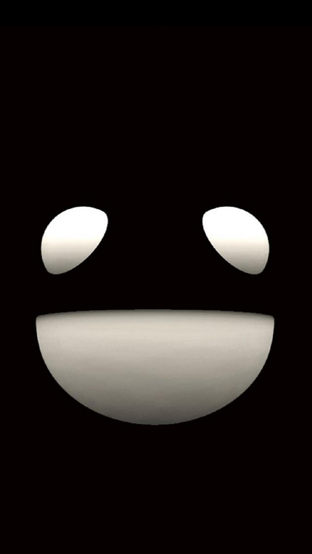 Black Deadmau5 iPhone 5 Wallpaper 640x1136 640x1136