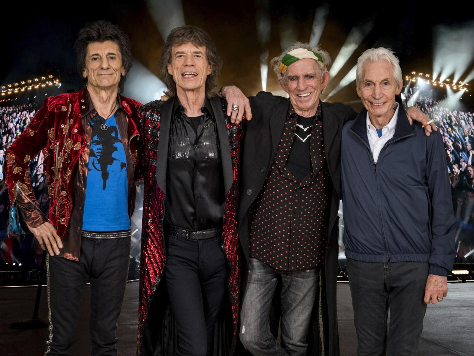 Rolling Stones Tour 2020 Wallpapers 1600x1200