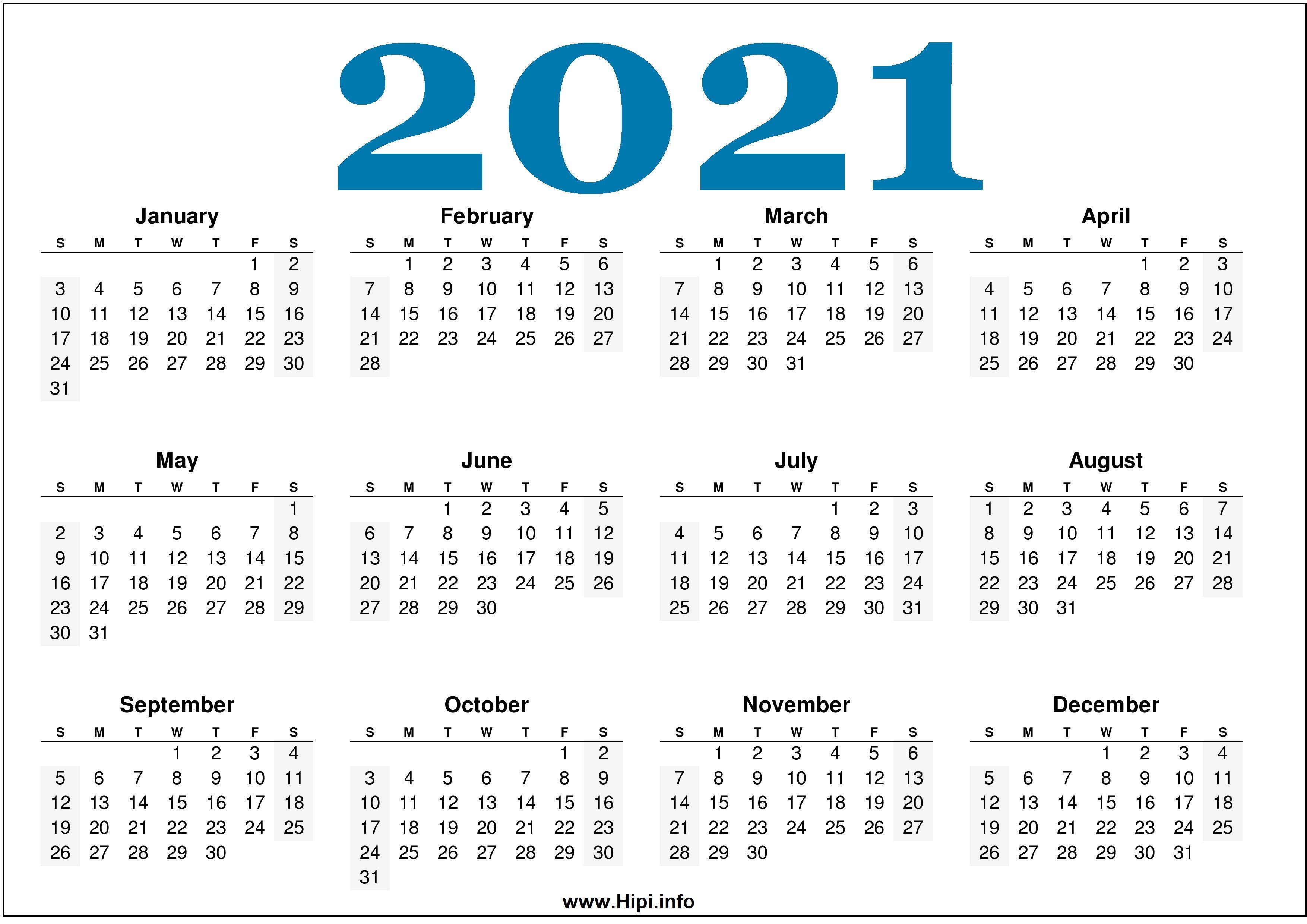 2021 Calendar Wallpapers   Top 2021 Calendar Backgrounds 3508x2480