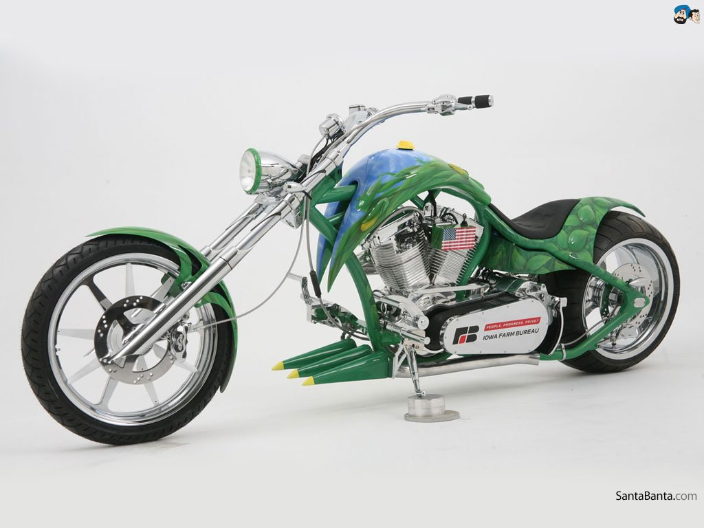 American Choppers Wallpaper 3 1024x768