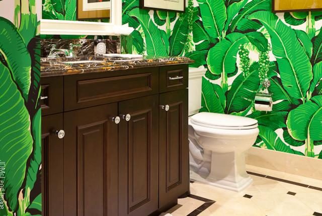 Carleton Varney   Traditional   Bathroom   dallas   by The Residences 640x430