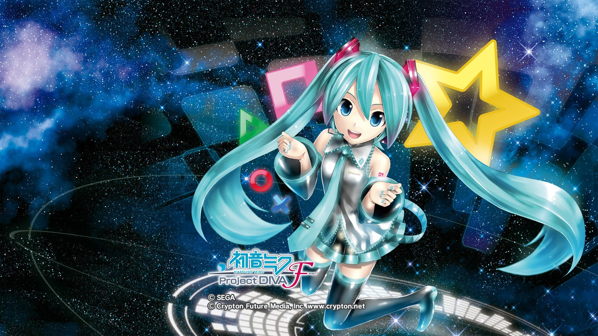 Vocaloid Hatsune Miku 1920x1080