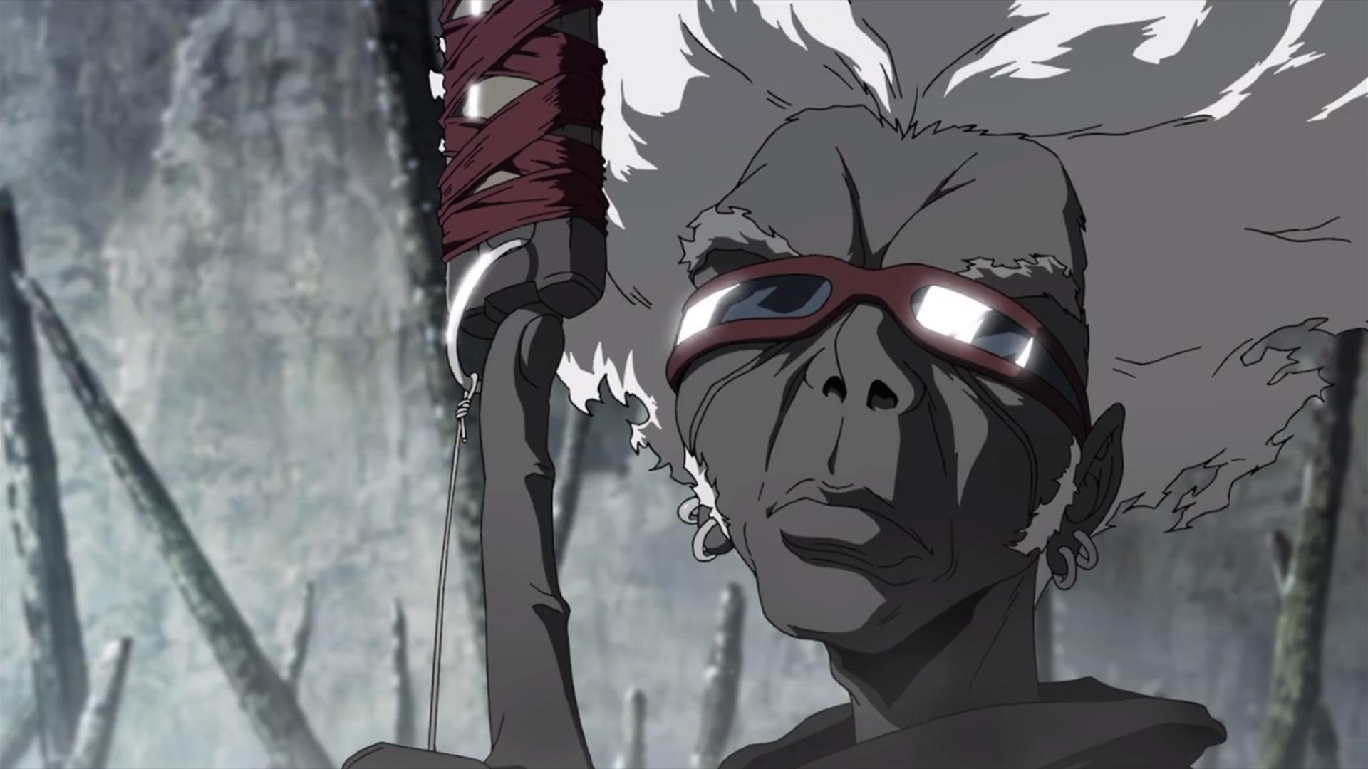 فيلم الأنمي Afro Samurai: Resurrection مترجم - Anime PRO
