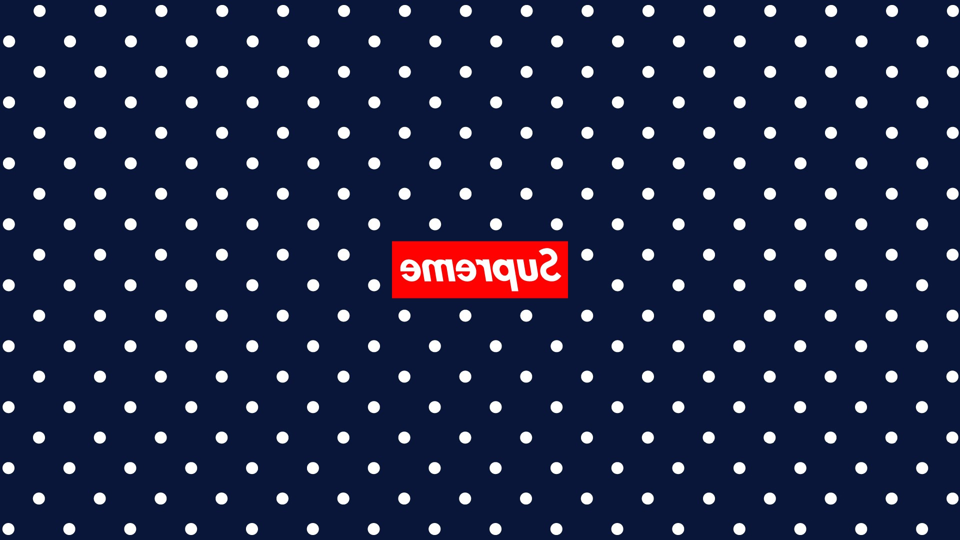 Supreme Wallpaper 1920x1080
