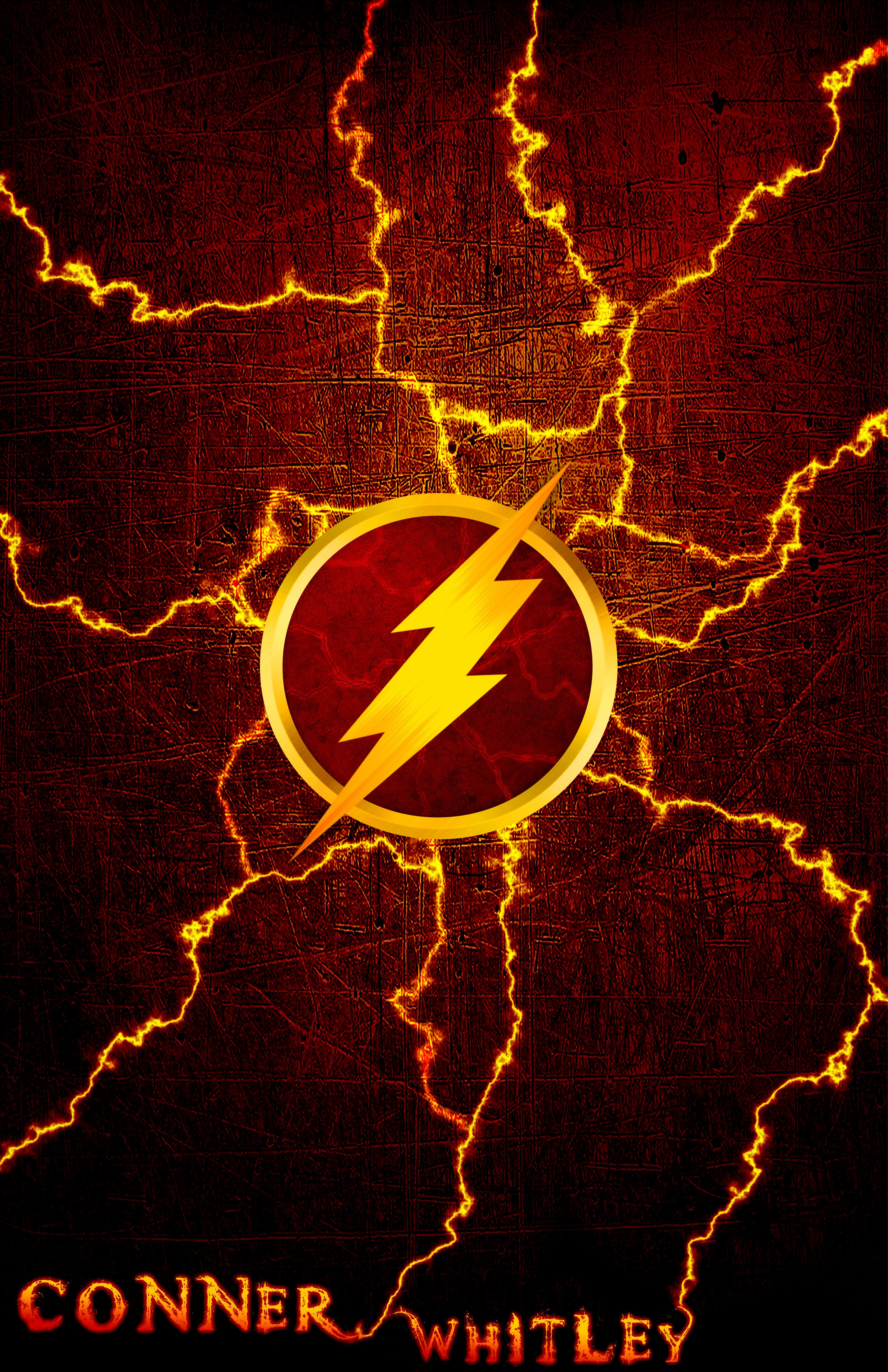 The Flash Symbol   Viewing Gallery 3300x5100