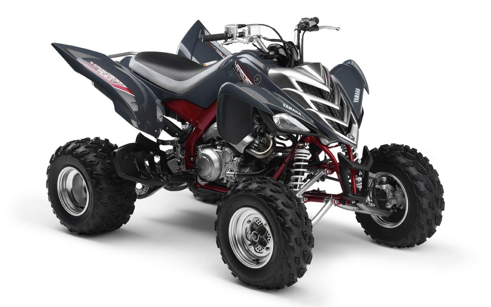 Yamaha ATV wallpapers 1600x1000