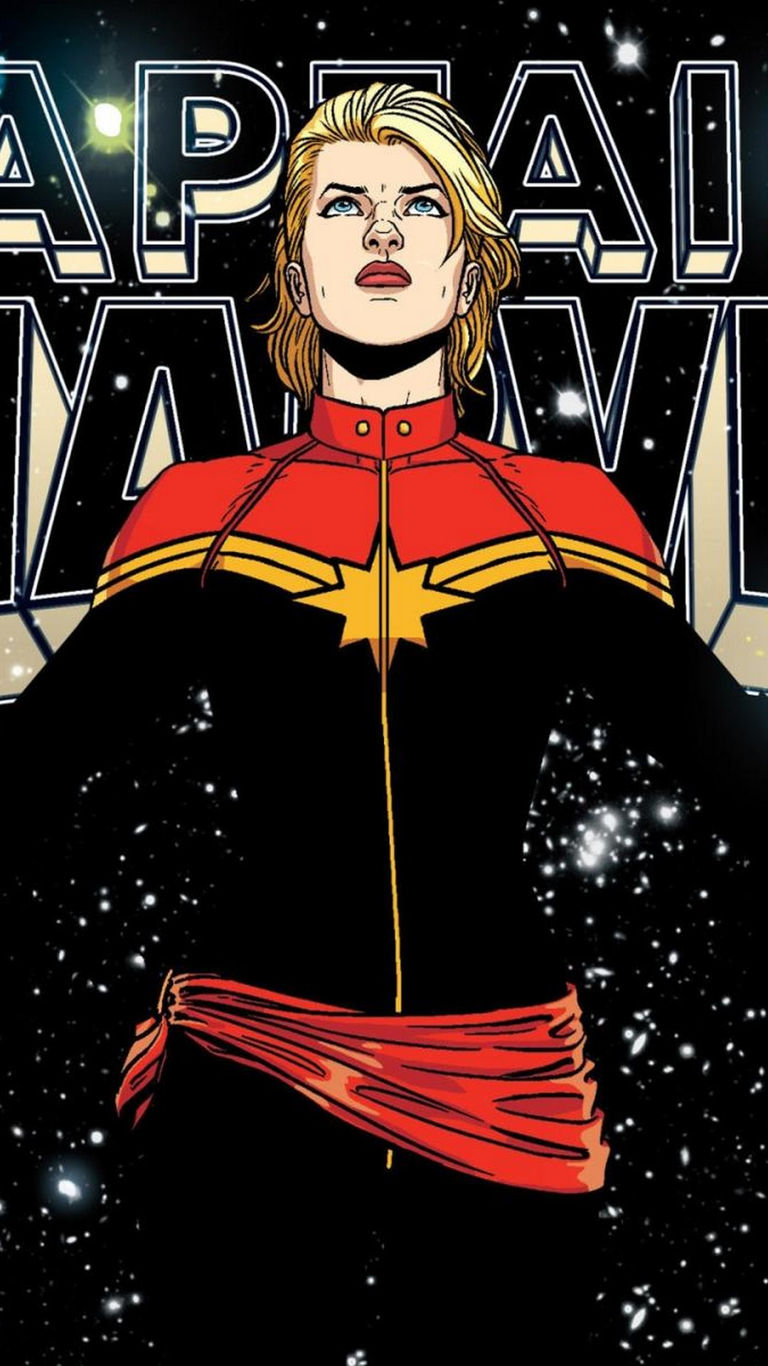 Captain Marvel Animated Wallpaper Android   2020 Android Wallpapers 1080x1920