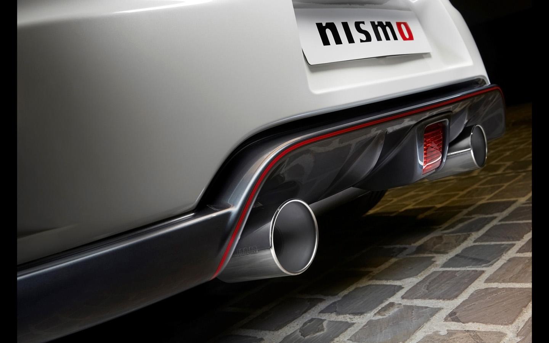 2014 Nissan 370Z NISMO   Details   8   1440x900   Wallpaper 1440x900