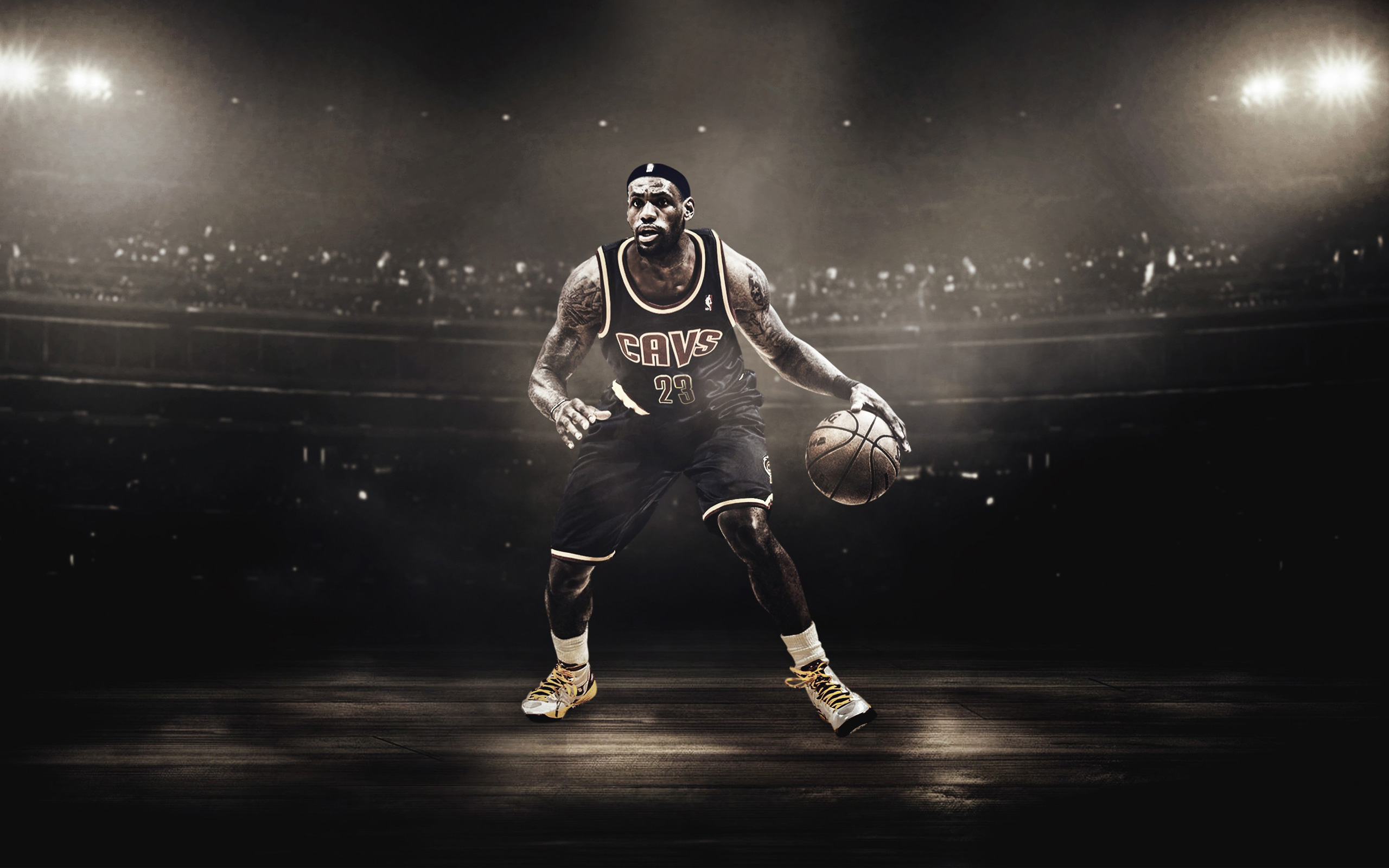 LeBron James Basketball Player HD Wallpaper   iHD Wallpapers 2560x1600