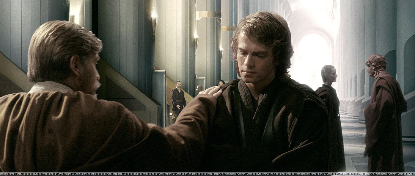 obi wan kenobi and Anakin skywalker obi wan kenobi and anakin 1396x593