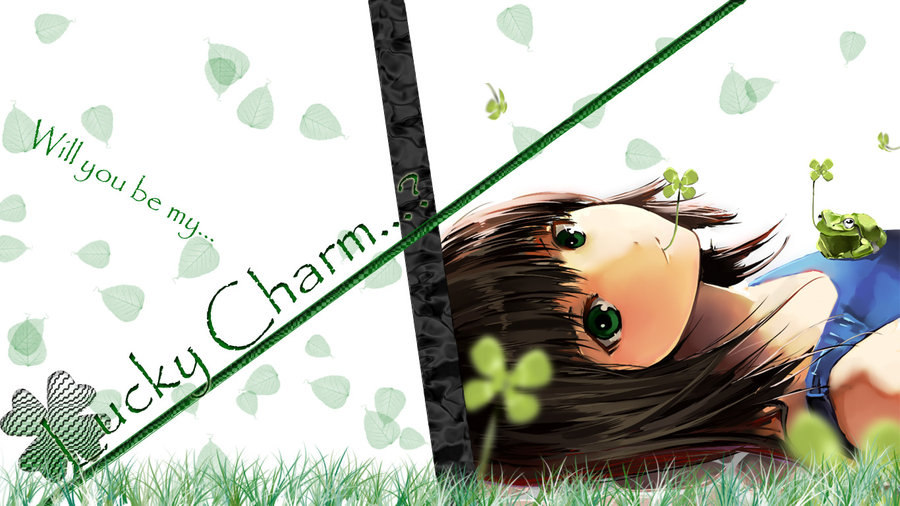 Lucky Charm Background by Fatalinnocence1 900x506