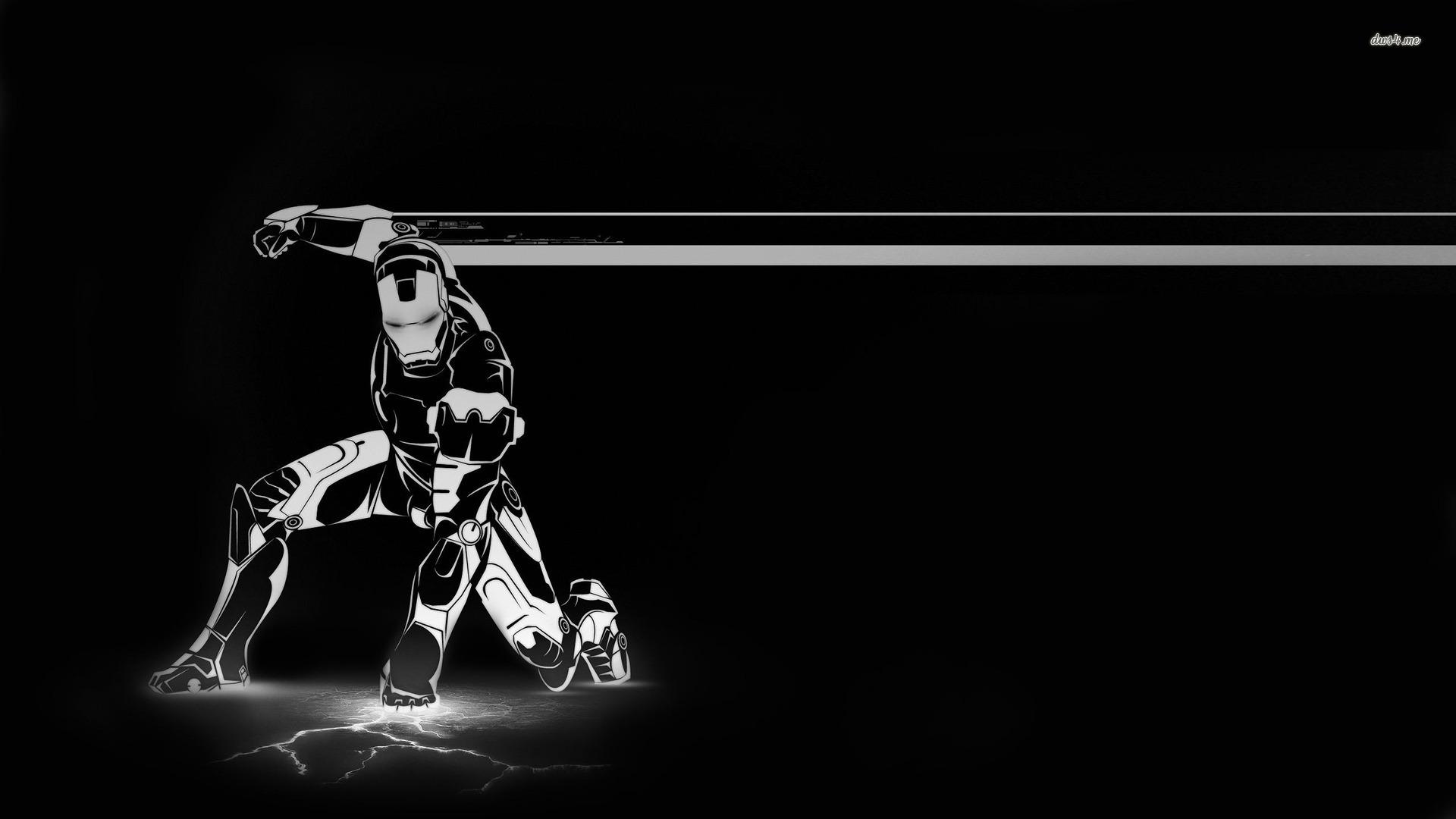 35 Iron Man HD Wallpapers for Desktop   Cartoon District 1920x1080