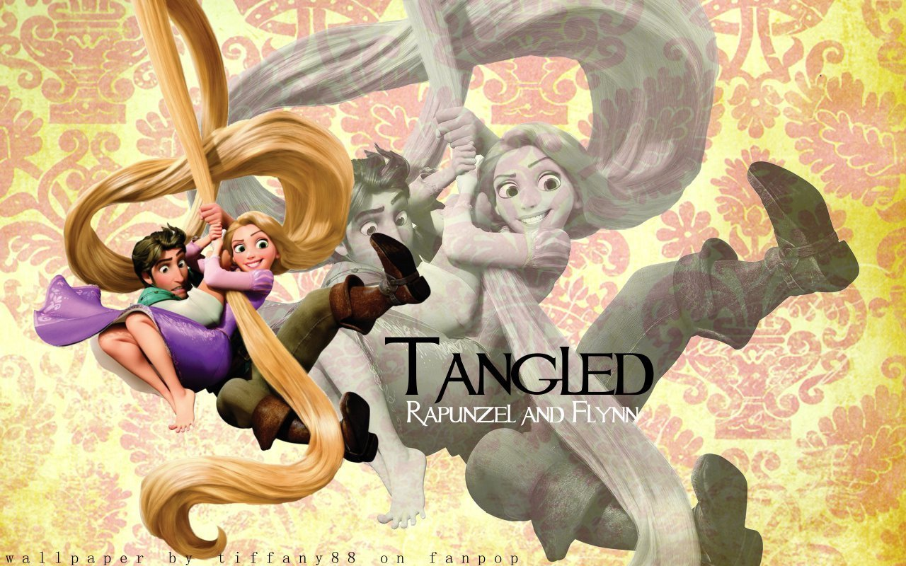 Tangled Rapunzel   Disney Princess Wallpaper 16363327 1280x800