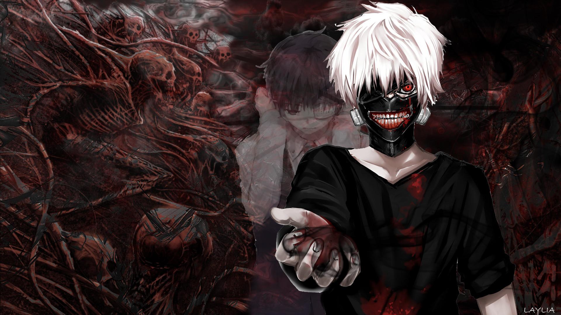 10 Wallpaper Hd Anime Tokyo Ghoul Anime Top Wallpaper
