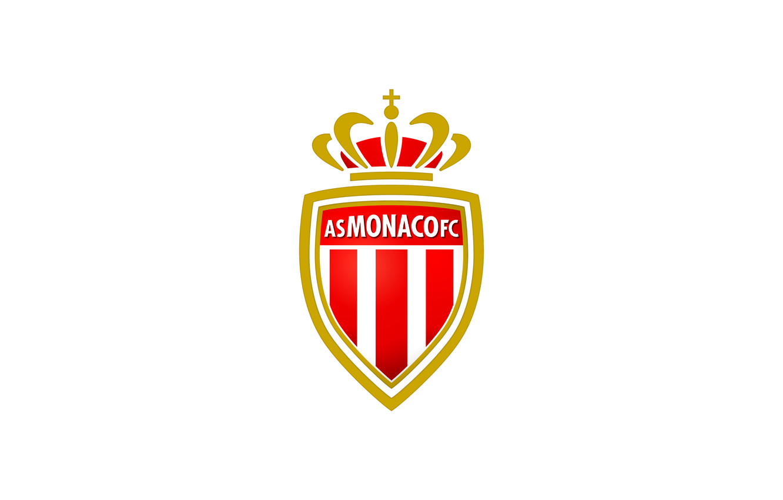 Wallpaper wallpaper sport logo football AS Monaco FC images 1332x850