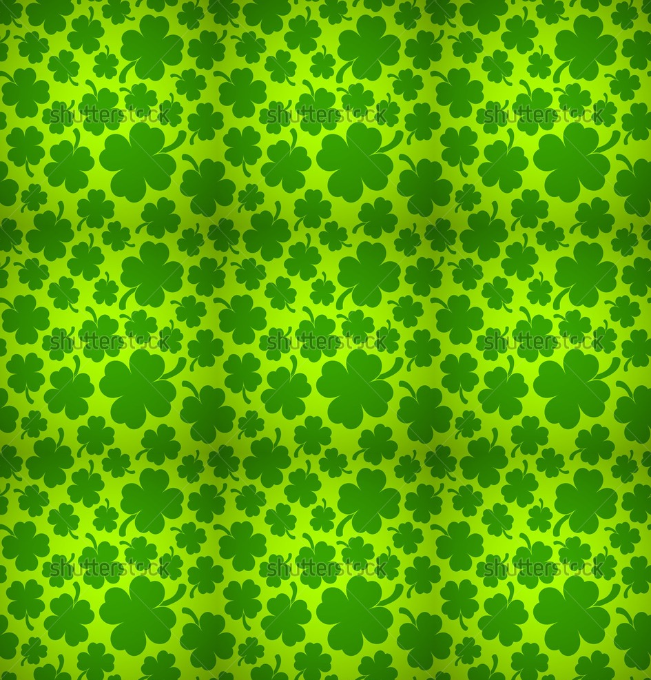 Four Leaf Clover Background 945x987