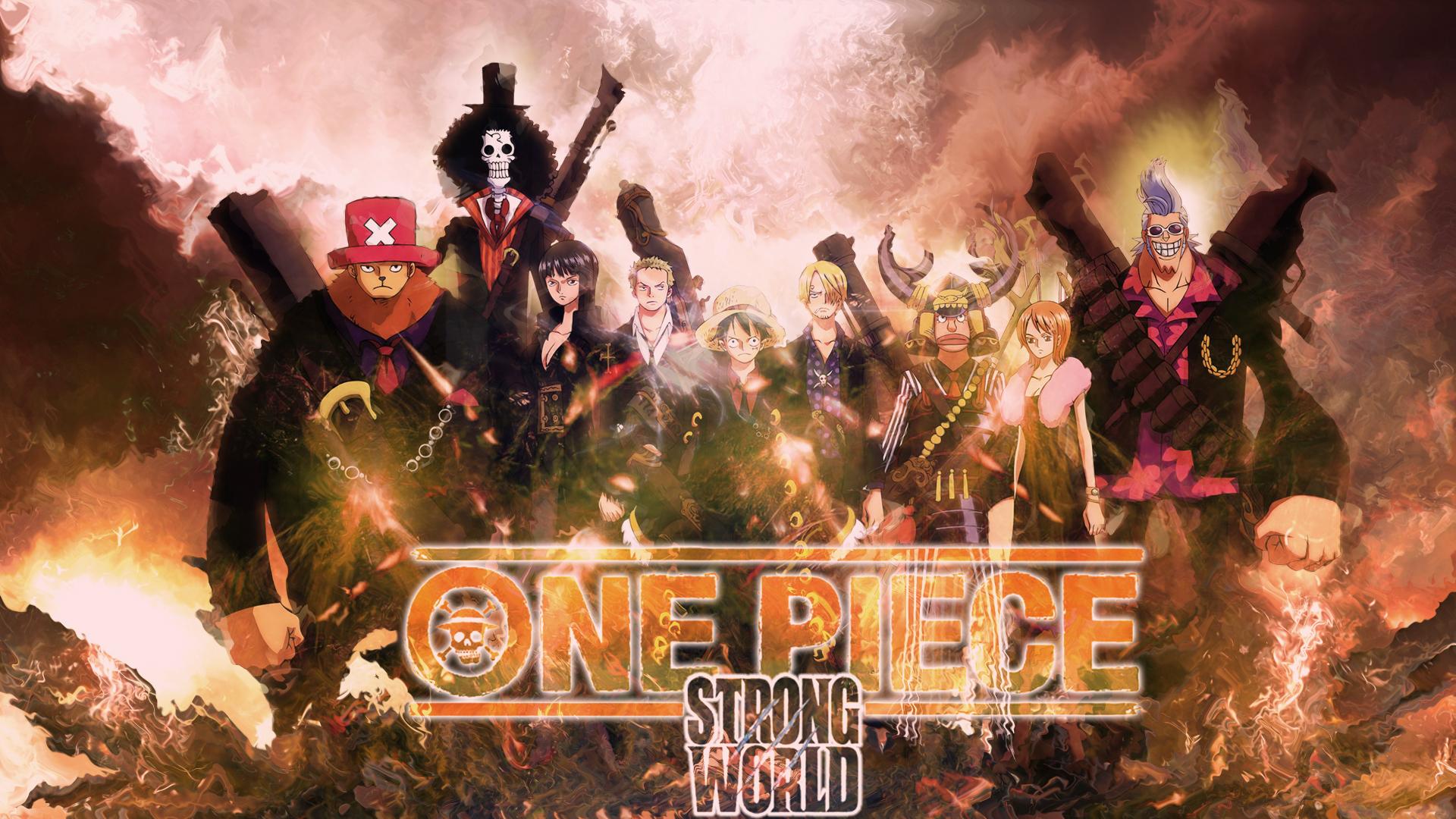 One Piece Wallpaper 2015 - WallpaperSafari