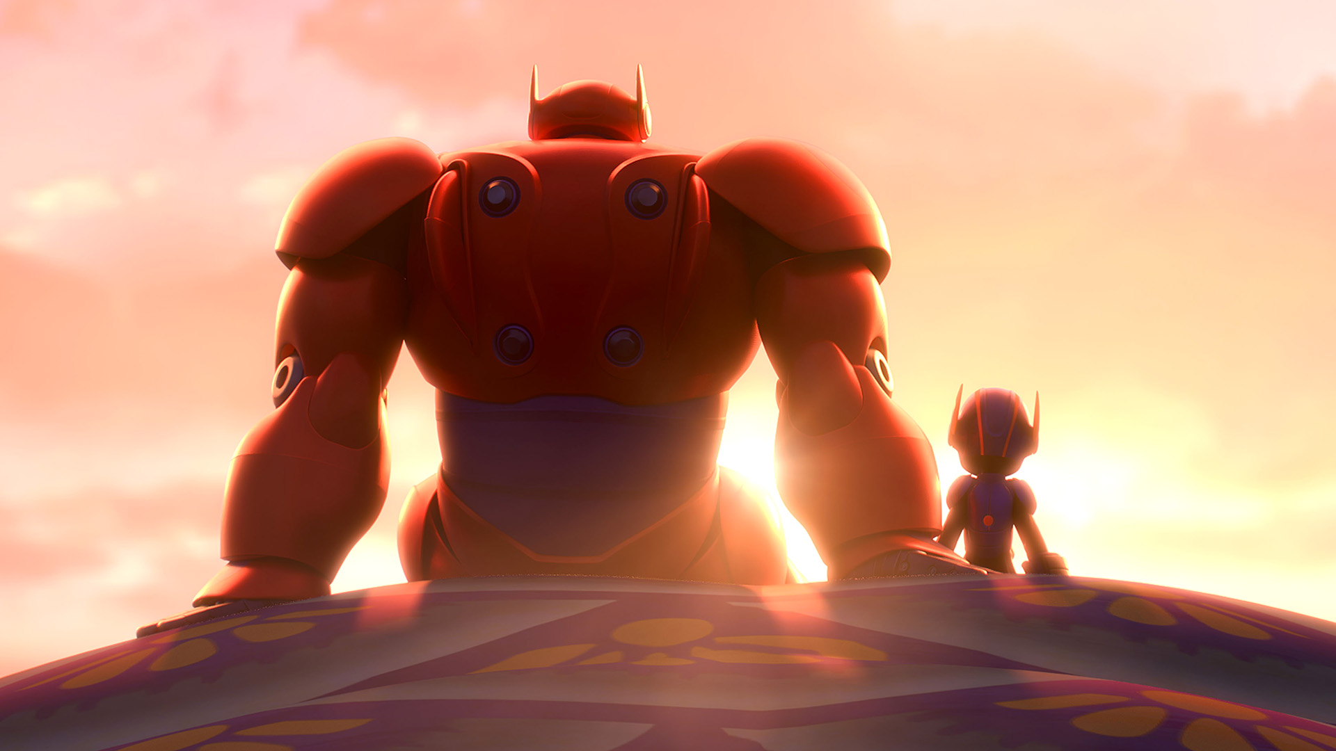 Big Hero 6 Wallpapers Pictures Images 1920x1080