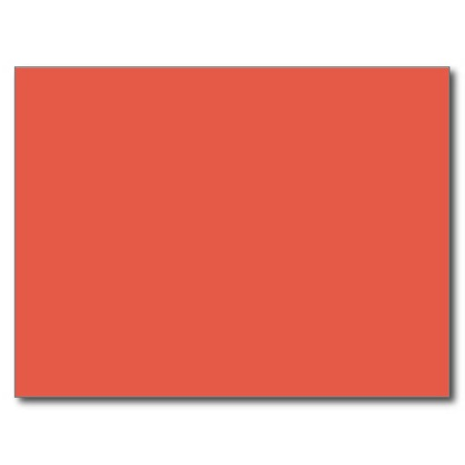 Background Color   Coral Postcard Zazzle 512x512