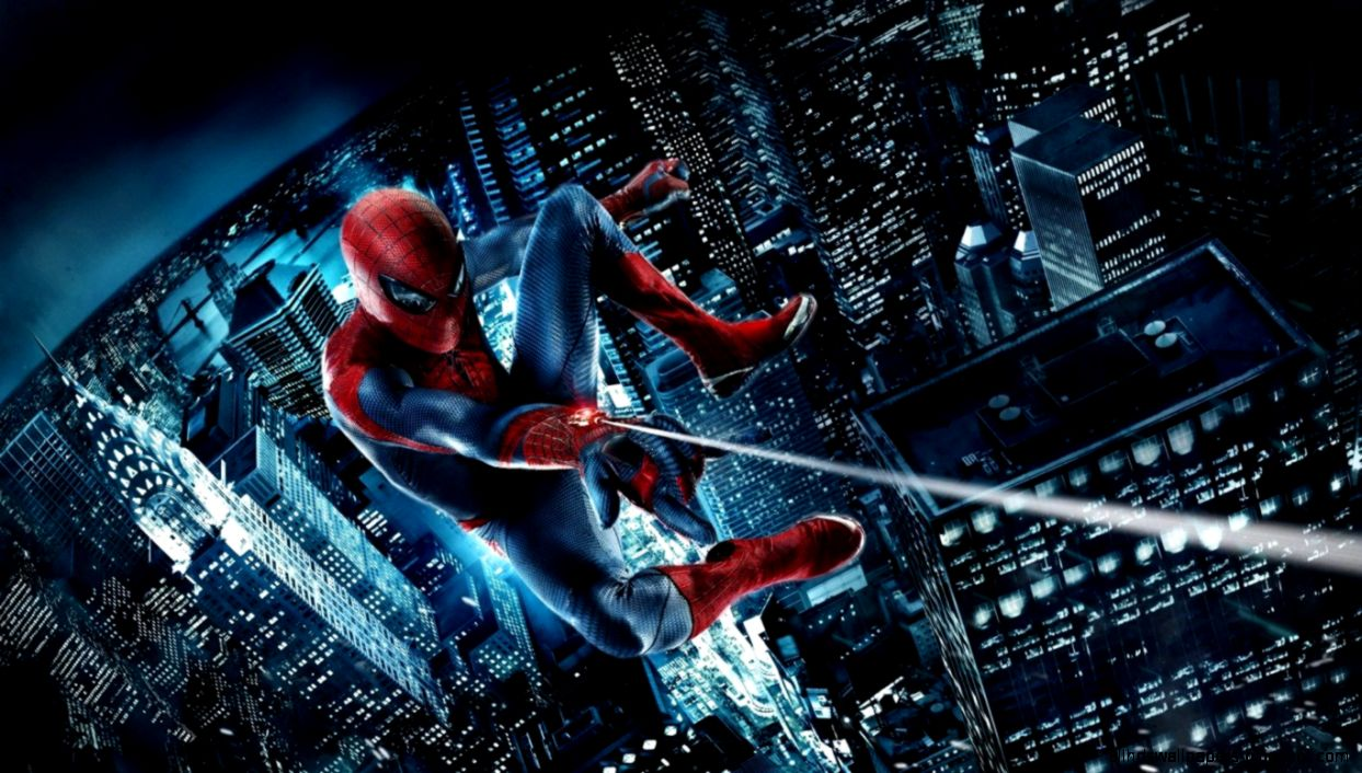 The Amazing Spider Man 2 Wallpaper Hd 1080P All HD Wallpapers 1243x706