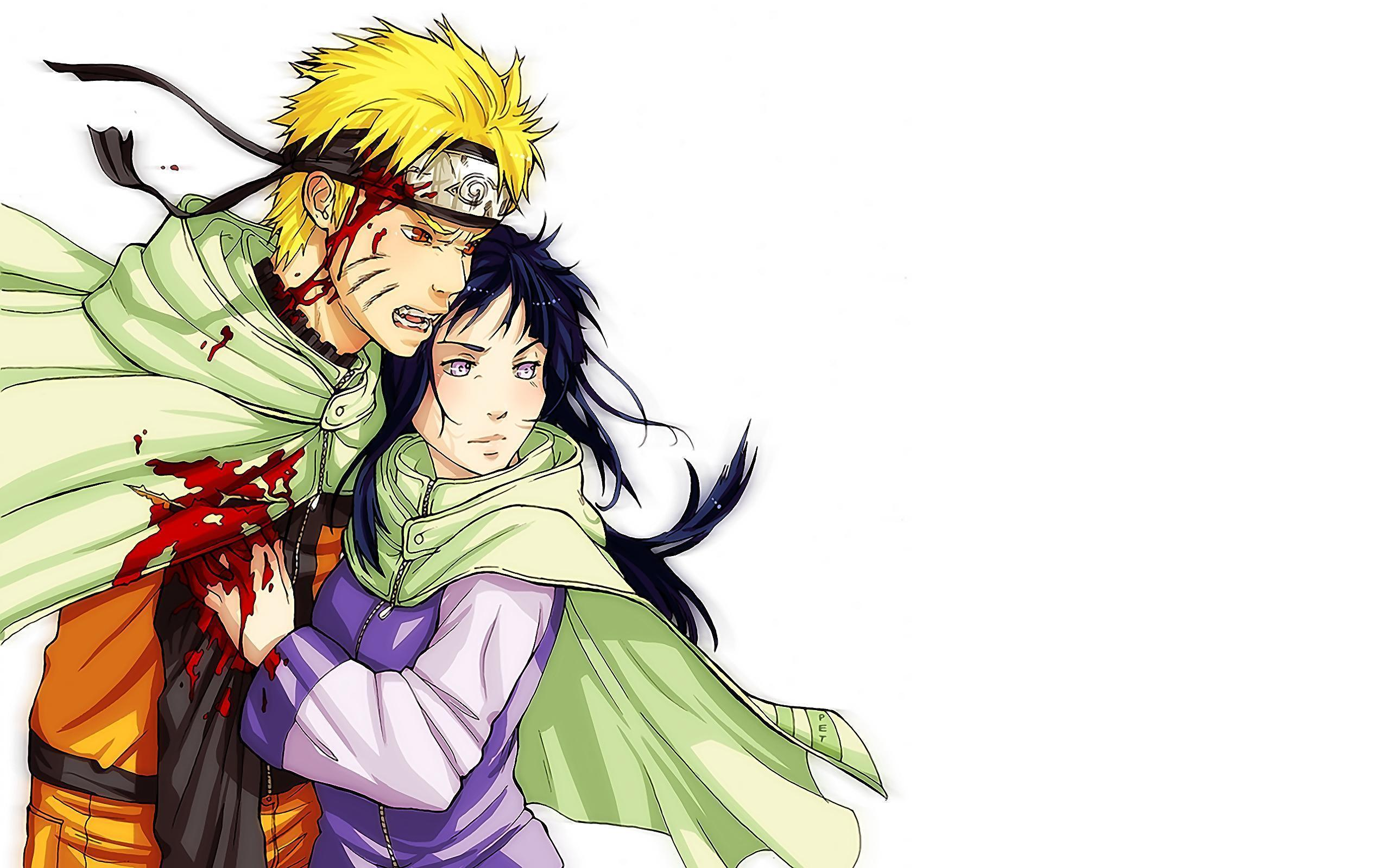 95 Naruto Kissing Hinata Wallpapers On Wallpapersafari